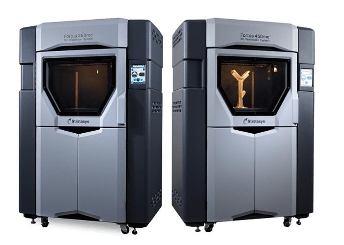 3D Printer - Stratasys Fortus 380MC, 450MC