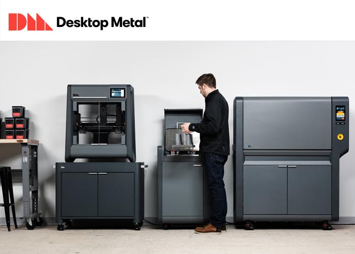 Dünyanın ilk masaüstü 3D metal yazıcısı Desktop Metal Studio
